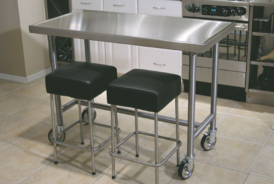 Delicieux A Line By Advance Tabco®   Professional Stainless Steel Products For Your  Home